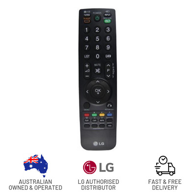 LG TV Remote Control - New, Original & Genuine LG (AKB69680403)