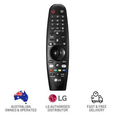 LG SMART TV Magic Remote Control AN-MR650A - NEW (AKB75075301)