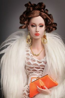 Sybarite Superdoll Sold Out MIB Resin Maraschino + Free Shipping!