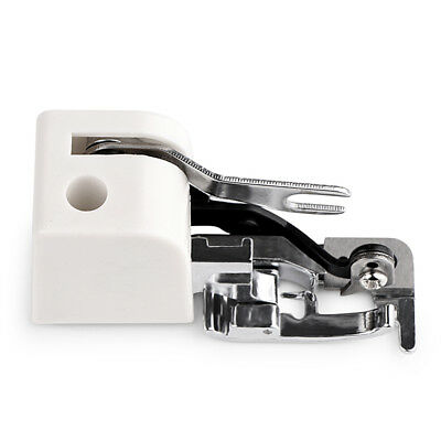 Stainless Steel Side Cutter Overlock Presser Foot Home Low-shank Sewing Machine