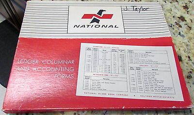 National Ledger, Columnar & Accounting Forms - 18-416