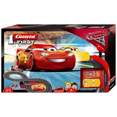 DISNEY PIXAR CARS - Carrera Go Need to Compete ELECTRIC RACE Track - rrp £89.99