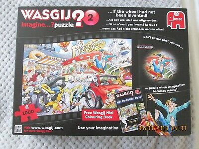 wasgij imagine 2 1000 piece
