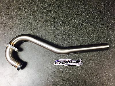 Honda CRF 250 X Front Exhaust Pipe