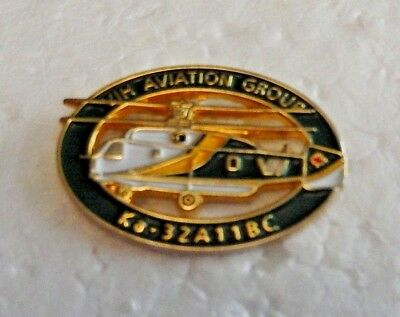 VIH Aviation Group Helicopter Pin
