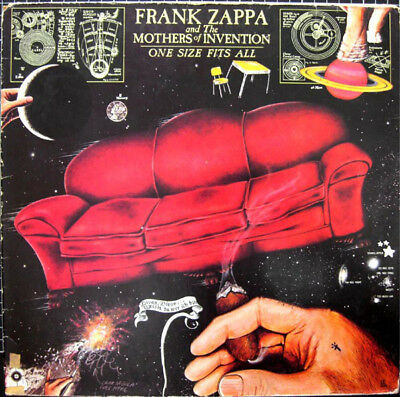 Frank Zappa And The Mothers Of Invention – One Size Fits All