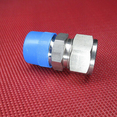 Dk-Lok® 3/4 Tube OD x 3/4 NPT Male Pipe STRAIGHT CONNECTOR 316 Stainless Steel