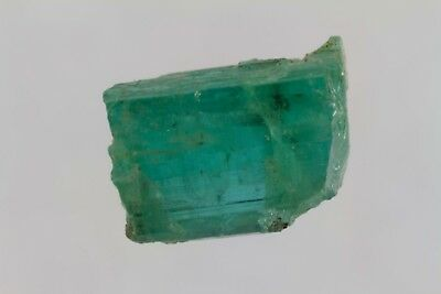 Emerald Facet Rough from Zambia