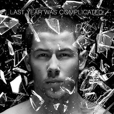 Nick Jonas - Last Year Was Complicated CD #1970040