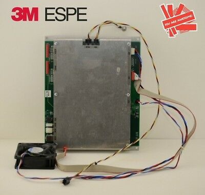 3M ESPE Lava Scan ST Dental Lab Scanner MAIN CONTROL BOARD BRAIN