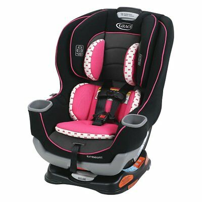 Graco Extend2Fit Convertible Car Seat -