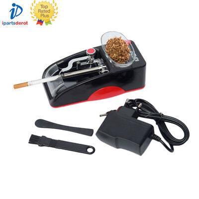 Electric Tobacco Cigarette Rolling Roller Automatic Injector Maker Machine