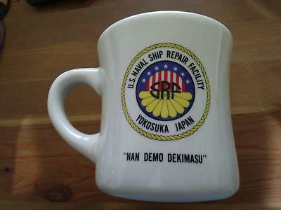 "U.s. Naval Ship Repair Facility Yokosuka Japan Personalized Mug ""joe"""