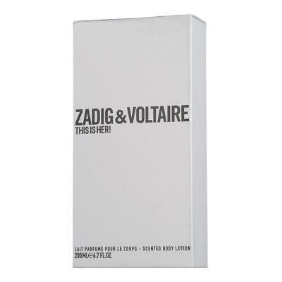 Zadig & Voltaire - This is Her! Body Lotion 200ml