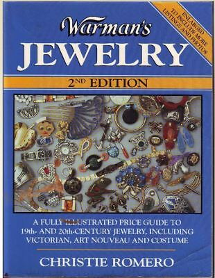 Warman's Jewelry Price Guide: 1998 2nd Edition A Field Guide to American Jewelry