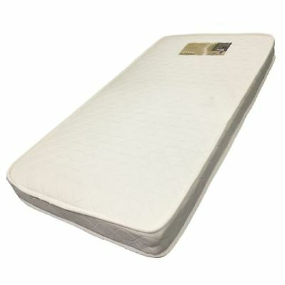 Spinal Support Organic Deluxe Inner Spring Cot Mattress 690 x 1300mm
