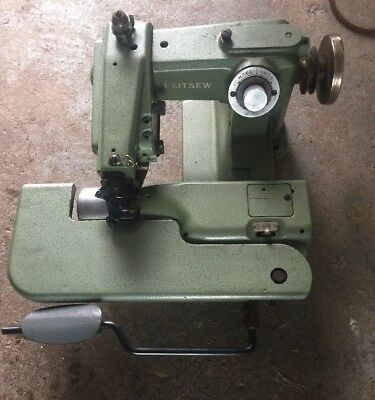 Feitsew commercial blind stitch sewing machine