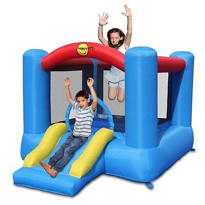 INFLATABLE KIDS BOUNCY Castle & Slide - Include Blower