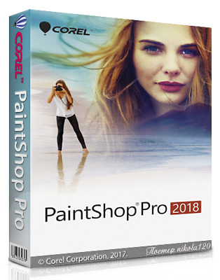 Corel PaintShop Pro 2018 (X10), digital worldwide delivery, READ DESCRIPTION