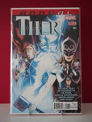 Marvel - Thor Vol.4 Annual #1 2014 Bagged & Boarded - VF [8.0]