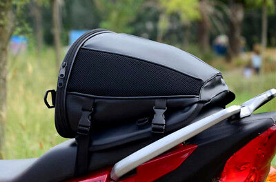 Motorcycle Tail Bag Waterproof by Desmoheart