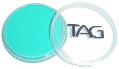 TAG Body Art Face Paint Cake 32g - Teal