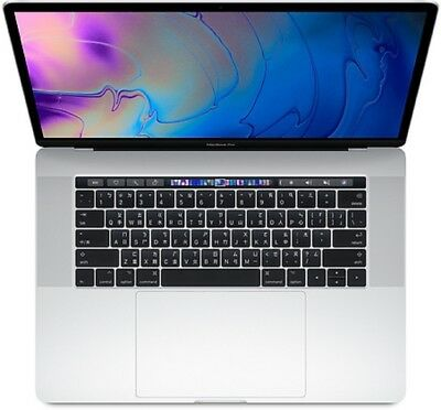 "Apple Macbook Pro 15"" 2018 256GB+16GB 2.2GHz i7 (US Keyboard Touch Bar) Argento"