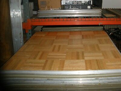 """Portable 36"""" X 36"""" Square Oak Wood Dance Floor 3 foot squared or 3'x3' sold EACH"""