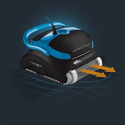 Dolphin E10 Series Robotic Above Ground Pool Cleaner