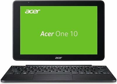 """Ultrabook Acer Aspire One 10 10,1"""" IPS FHD Tablet Windows 10 Quad Core 2GB 64GB"""