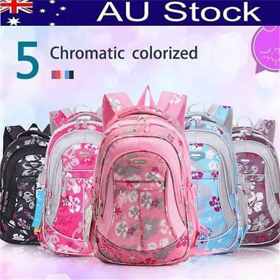 AU!! Kids Toddlers Backpack Children Boys Girls Primary School Bags Rucksack S/L