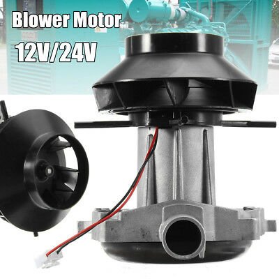 12V/24V Universal Airtronic Blower Motor Combustion Air Fan For Eberspacher D4