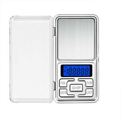 Mini Digital Electronic Pocket Weight LCD Gram Jewellery Scale 0.01g x 200g