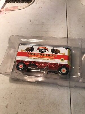 Vintage  Great American Circus VERY RARE!!! S Gauge ?? HO Scale ??