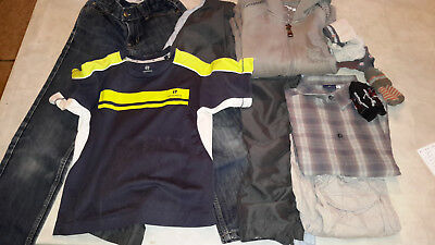 Lot De Vetements Garcon - 8-9 Ans