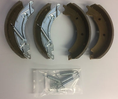 "KNOTT Brake Shoe Set 200 x 50 to suite 8"" Hubs - Aftermarket"