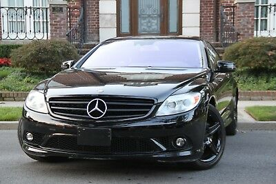 2010 Mercedes-Benz CL-Class CL 550 4MATIC AWD 2dr Coupe 2010 Mercedes-Benz CL-Class CL 550 4MATIC AWD 2dr Coupe Automatic 7-Speed AWD V8
