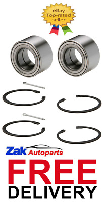 For Nissan X-Trail (2001-2007) Two Front Wheel Bearing Kit Brand New