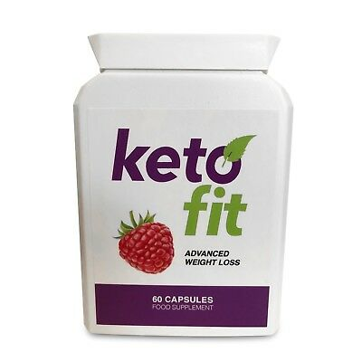 KETO FIT ADVANCED WEIGHT LOSS (60 Capsules) FREE SHIPPING WORLDWIDE
