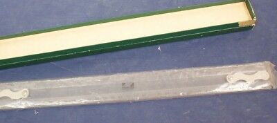 """Vintage 18"""" Clear Sterling 2503 Drafting Machine Scale"""