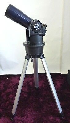 Meade Etx-70At Blue Tube Telescope With Etx Field Tripod (No Controller) #ab#