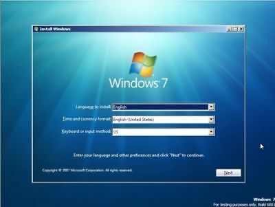 Windows 7 Ultimate 32 + 64 bit Install | Boot | Recovery | Restore DVD Disc Disk