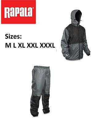 NEW 2018 Rapala Ultra Light Rain Suit Two Pieces Fishing Windproof Breathable