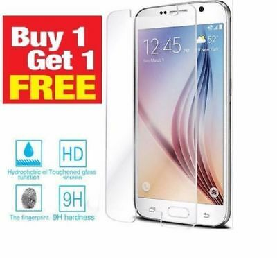 100%real Tempered Glass Screen Protector For Samsung Galaxy J3 J5 J7 A3 A5 J6 J8