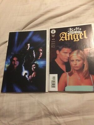Angel 21 Virgin IDW Lot Buffy The Vampire Slayer 1 Dark Horse