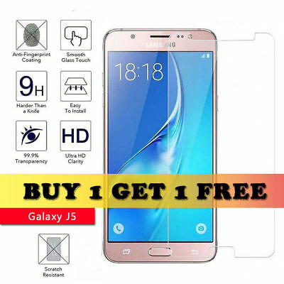 100%REAL TEMPERED GLASS SCREEN PROTECTOR FOR SAMSUNG Galaxy J3 J5 J7 A3 A5 A7S7