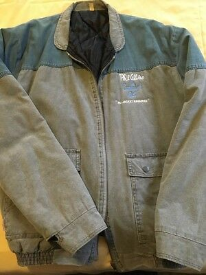 Phil Collins No Jacket Required Tour Jacket! Rare!!
