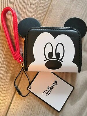 Disney Mickey Mouse Coin Purse NWT
