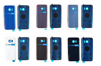 NEW ORIGINAL Samsung Galaxy S7 & S7 Edge Rear Glass Back Battery Cover Adhesive