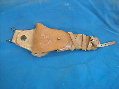U.S. Cavaley .45 holster rock Island arsenal in very good condition 1914 W.P.G.